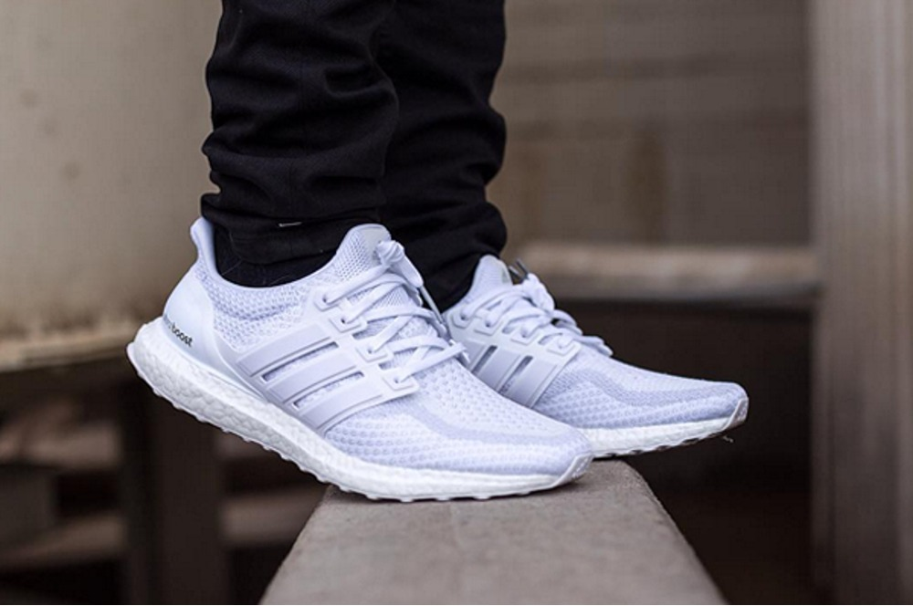 Kicks Deals Official Website Parley x adidas Ultra Boost 3.0 White