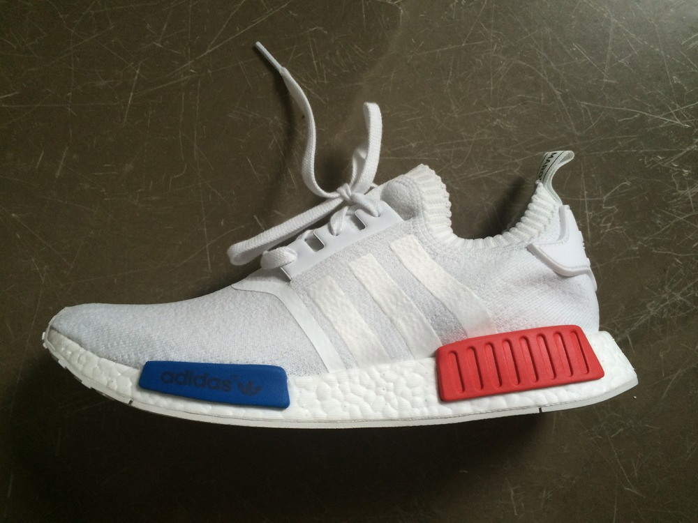 Release Reminder: adidas NMD R1 Primeknit Japan Kicks On Fire