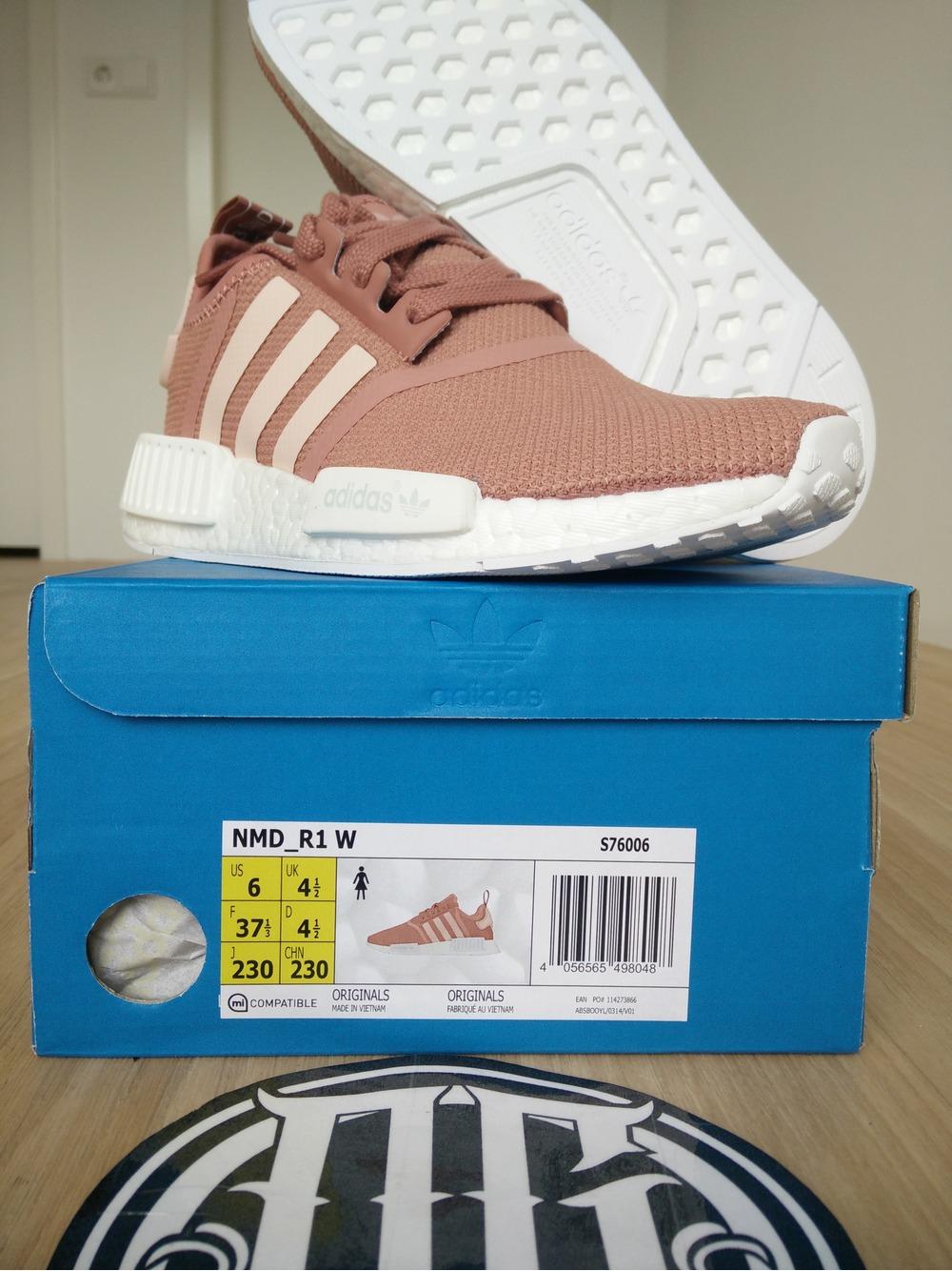 Cheap Adidas nmd raw pink