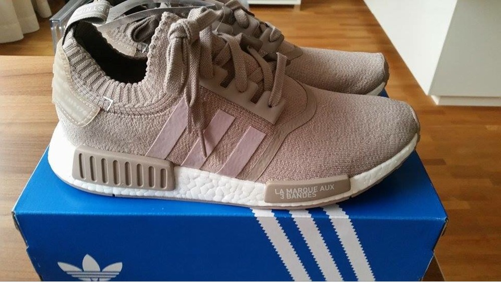 esxfxd Adidas nmd NMD Runner PK Vapour Grey Beige US 10 (#424469) from