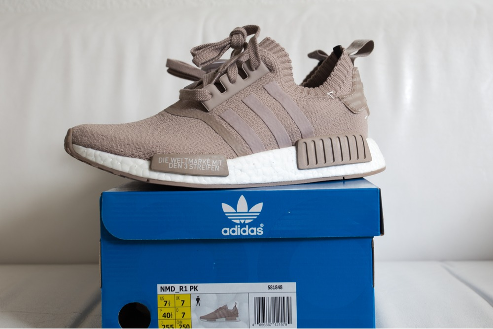 INVINCIBLE NEIGHBORHOOD adidas NMD R1 Close Look