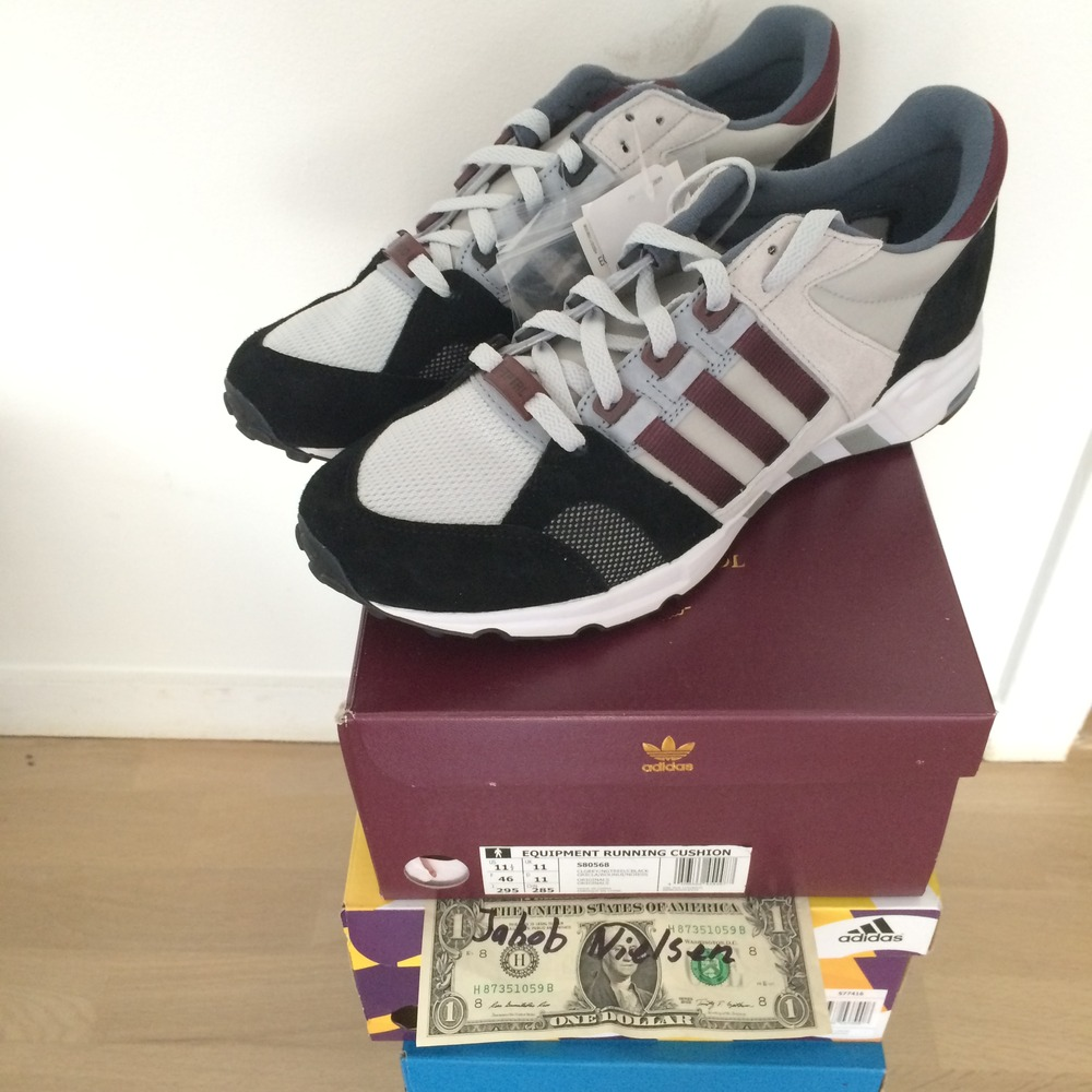 adidas EQT Support RF Shoes Black adidas Ireland