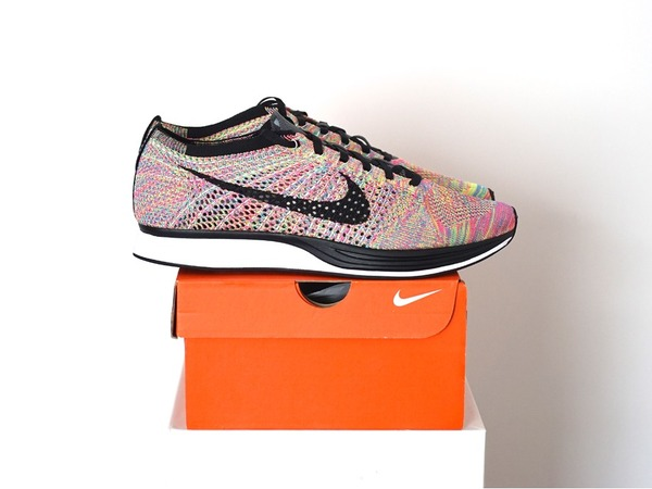 Nike Flyknit Racer Multicolor Multi 3.0 Multiple Sizes Available - photo 1/1