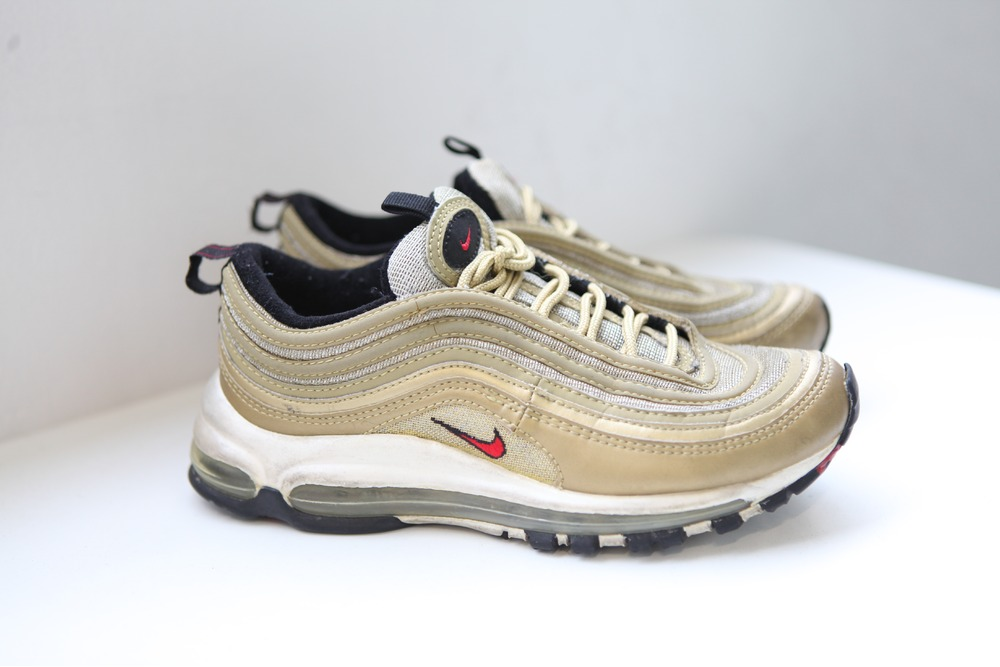 Cheap Nike X Undefeated UK 8 US 9 EUR 42.5 Air Max 97 UNDFTD SKAIR