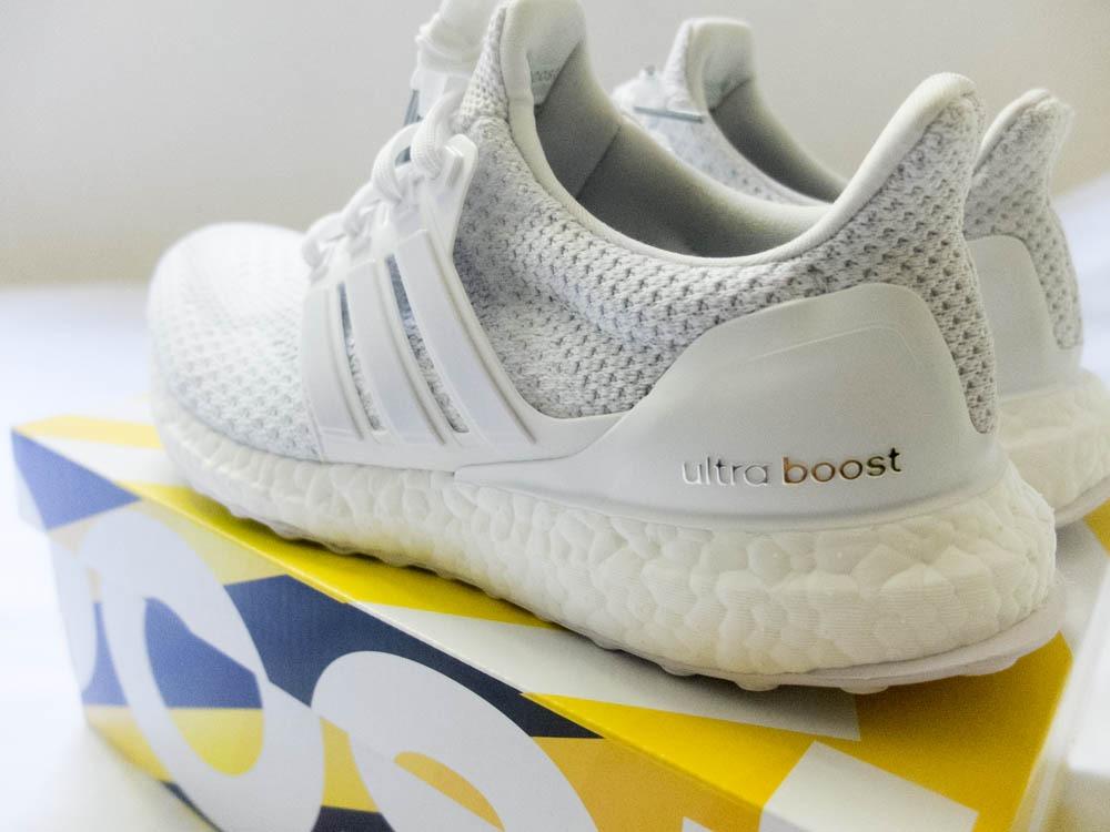 Adidas Ultraboost Ultra Boost Uncaged Grey White PK Women Sizes