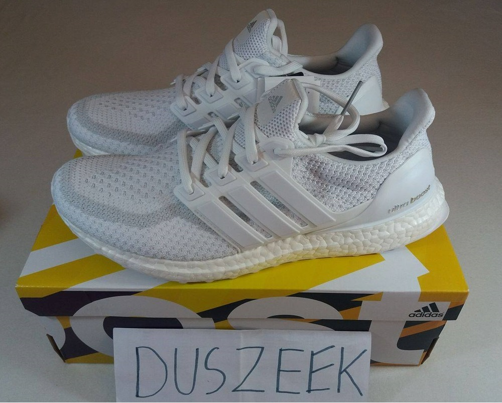 Adidas Ultra Boost White 2.0 Mens