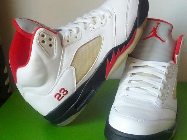 """Jordan 5 """"countdown pack"""" - photo 1/4"""