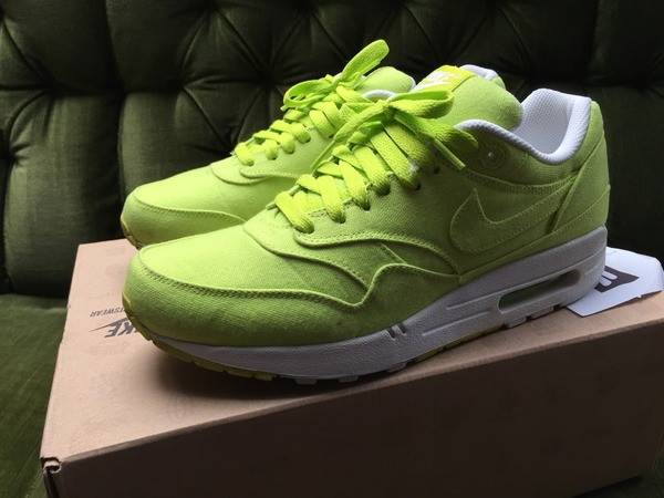 Nike Air Max 1 Cyber (87 90 Zero Huarache Safari Infrared) US9,5 - photo 1/7