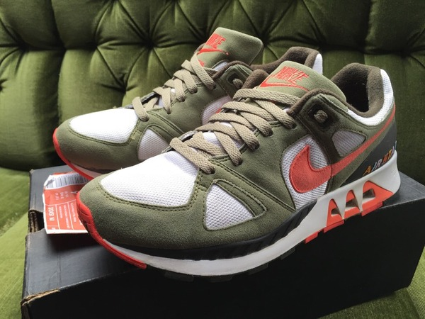 Nike Air Stab (Max 1 Huarache 90 Safari) US9,5 - photo 1/8