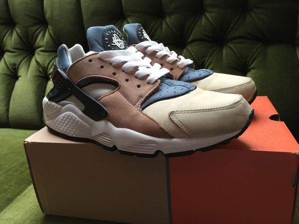 Nike Huarace Escape LE (Presto Safari Max 90 Flyknit) US9,5 - photo 1/9