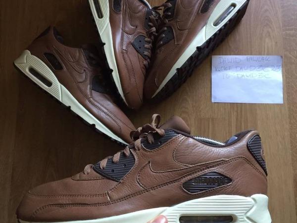 Nike Air Max 90 premium bison baroque brown - photo 1/2