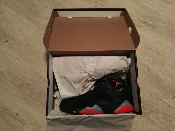 Air Jordan 7 Barcelona Night - photo 1/2