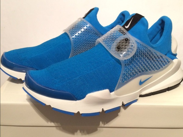 "Fragment Design x Nike Sock Dart ""Photo Blue"" - photo 1/1"