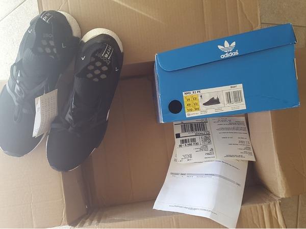 adidas NMD Runner PK S81847 US 14 UK 13.5 (DS, DOUBLE BOX) - photo 1/3