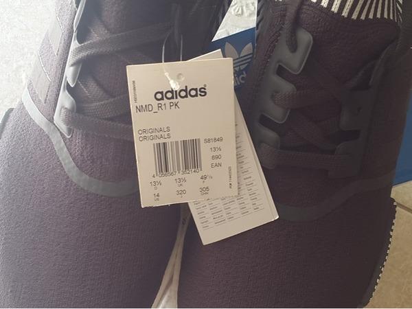 adidas NMD Runner PK S81849 US 14 UK 13.5 (DS, DOUBLE BOX) - photo 1/3