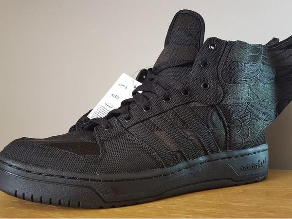 Adidas Jeremy Scott x A$AP Rocky Black Flag - photo 1/9