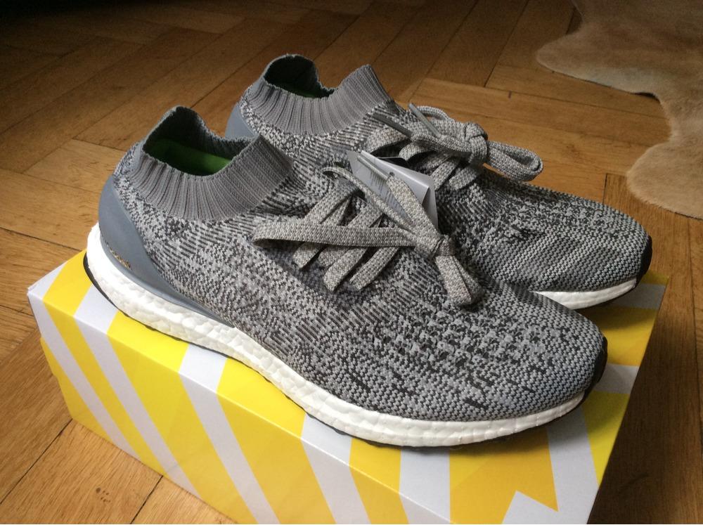 Shop: Adidas Ultra Boost Uncaged Triple Black