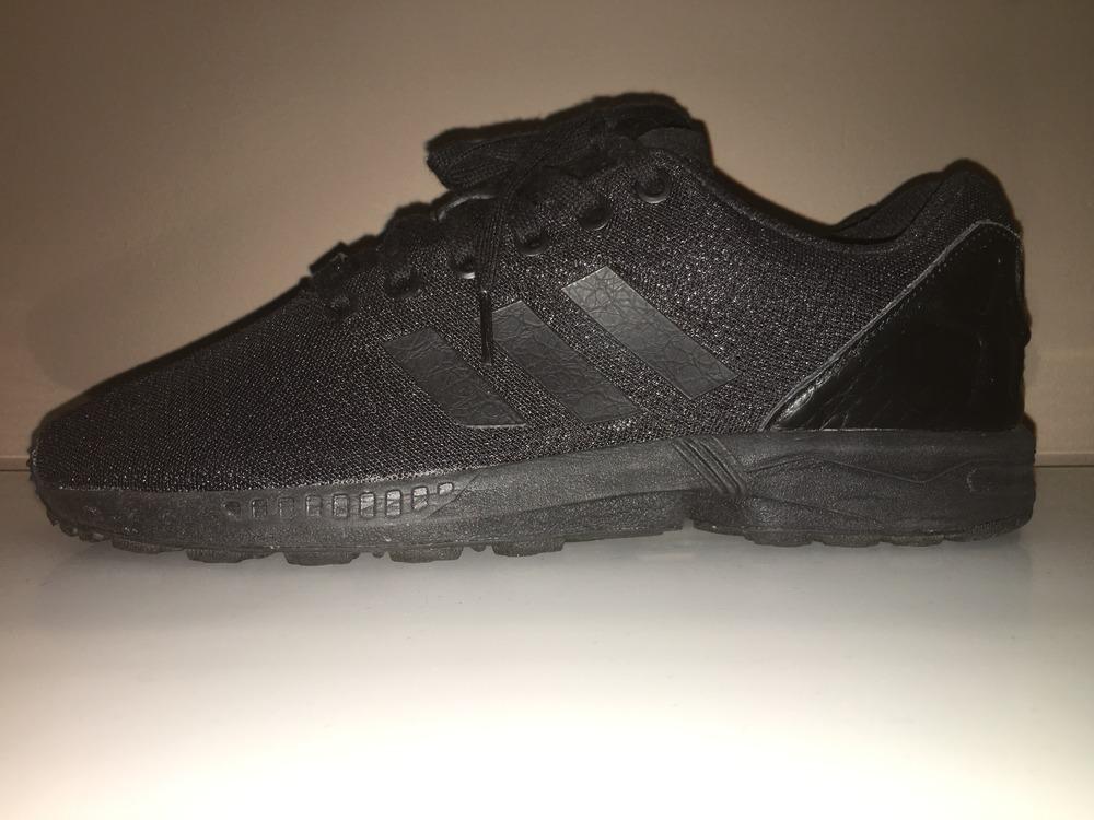 adidas zx all black