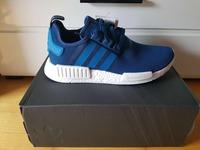 Adidas NMD_R1 Tech Steel Unitiy Blue