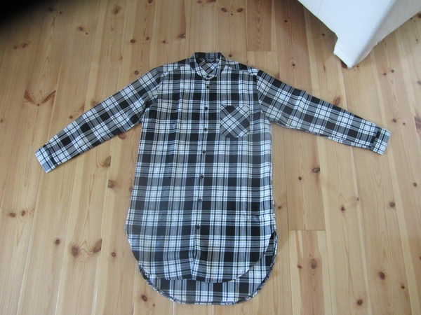 Reclaimed Vintage Oversized Hemd - photo 1/3
