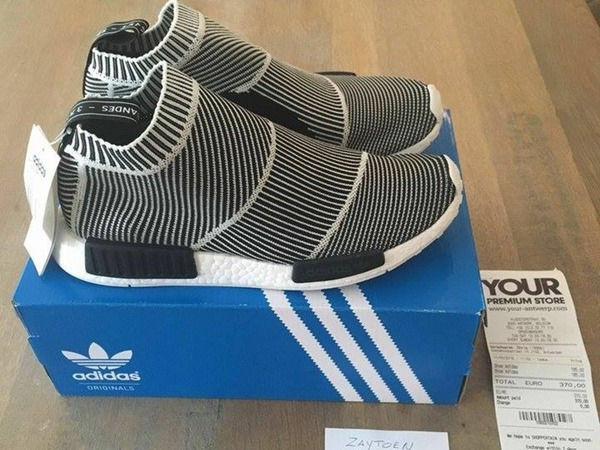 Adidas nmd_cs1 City Sock - photo 1/4