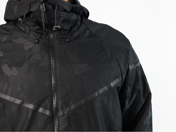 Nike - Tech Windrunner (Black/ Black) L - photo 1/3