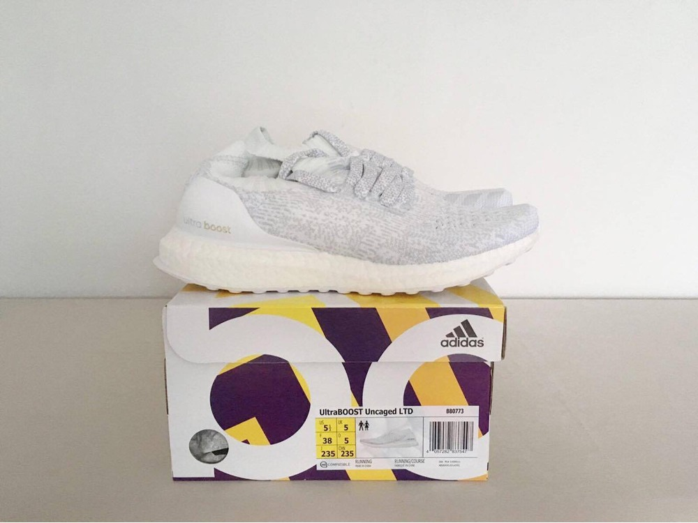 adidas Ultra Boost X LTD White Rust Condito