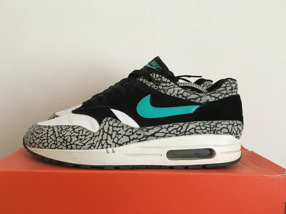 nike air max 1 atmos elephant cement
