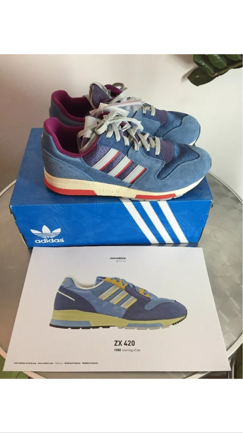 Adidas Zx 420 Quotoole