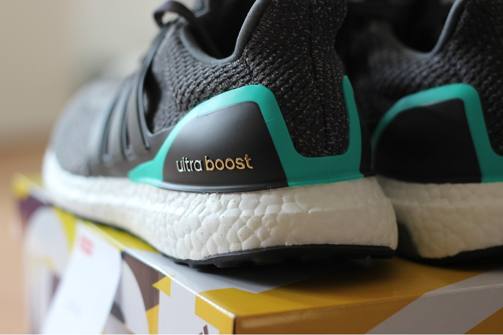Adidas Ultra Boost Grey Shock Mint