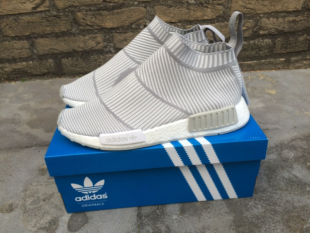 Nmd City Sock Grey