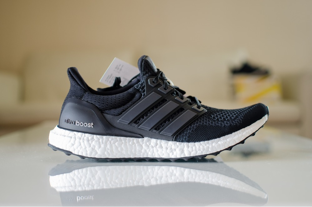 Adidas Ultra Boost Core Black 1.0 (#507196) from 7&M at KLEKT