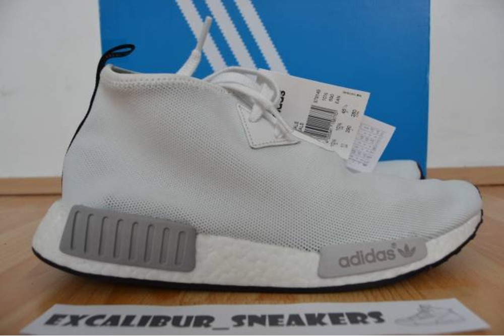 adidas NMD C1 Chukka Vintage White s79149 US 11 (#514165) from