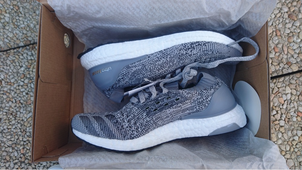 ADIDAS ULTRA BOOST CUSTOM UNCAGED SIZE 11 MEN PAINTED