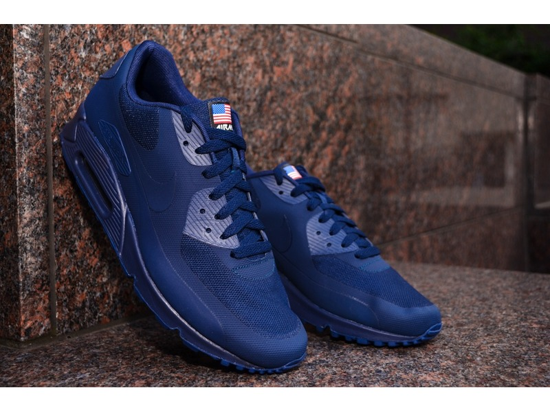 navy air max 90 independence day