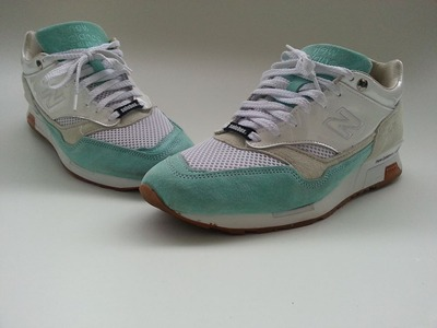 Image of New Balance 1500 WTU Solebox Toothpaste mint