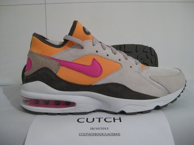 Image of nike air max 93 size?