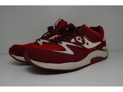 Image of Saucony GRID 6000 Red - UK 9.5