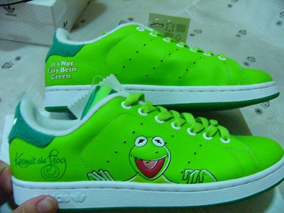 Image of Stan Smith Kermit edition