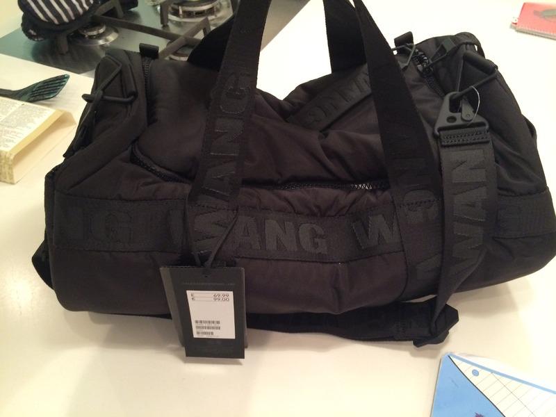 Wang H&m Duffle Bag