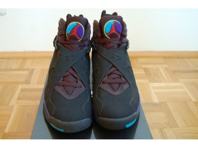 Image of Air Jordan Retro 8 'Aqua'