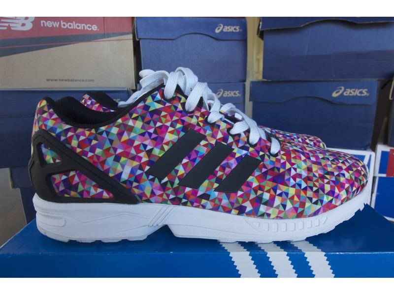 adidas zx flux prism violet