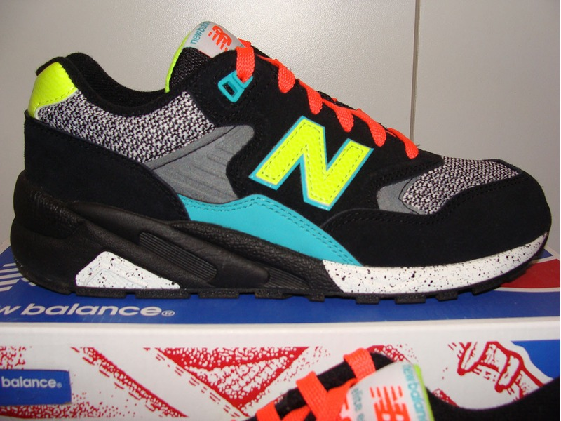 New Balance 580 Elite Edition Noir