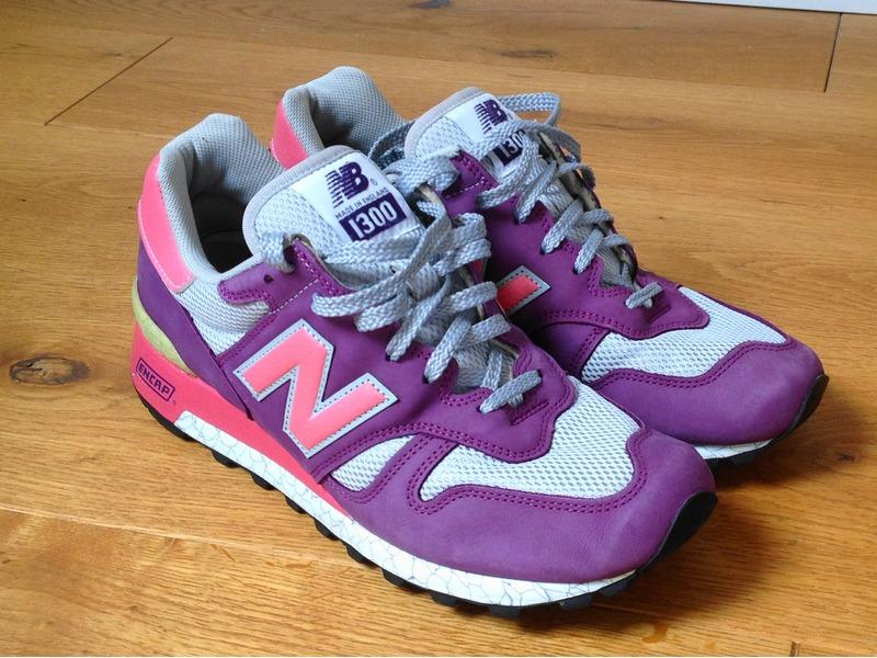 m1300 new balance purple