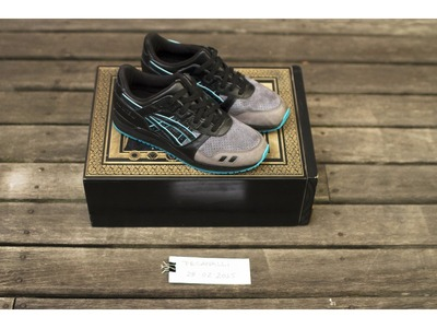 Image of Asics Gel Lyte III 3 Ronnie Fieg Leather...