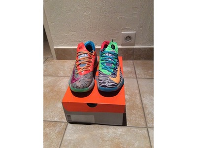 Image of NIKE KD WHAT THE TAILLE 44,5 10,5 US