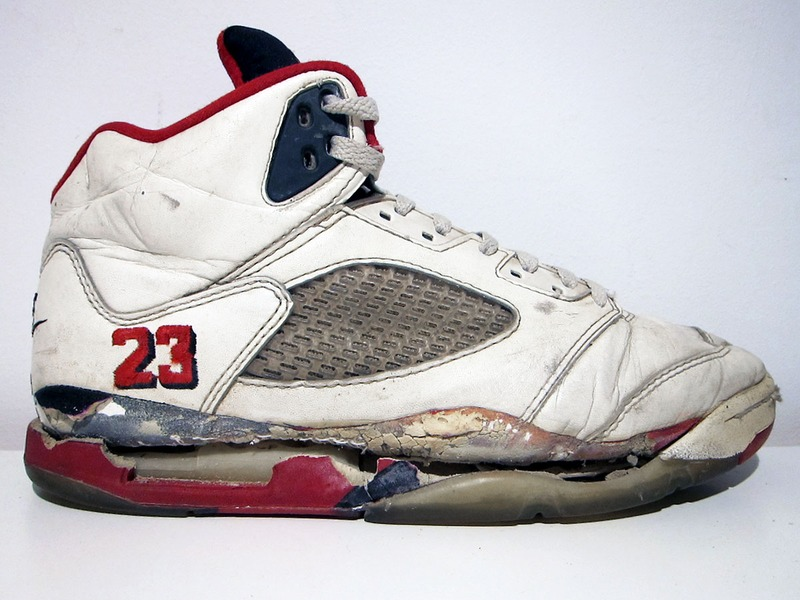 1990 Jordans Air Dorigine