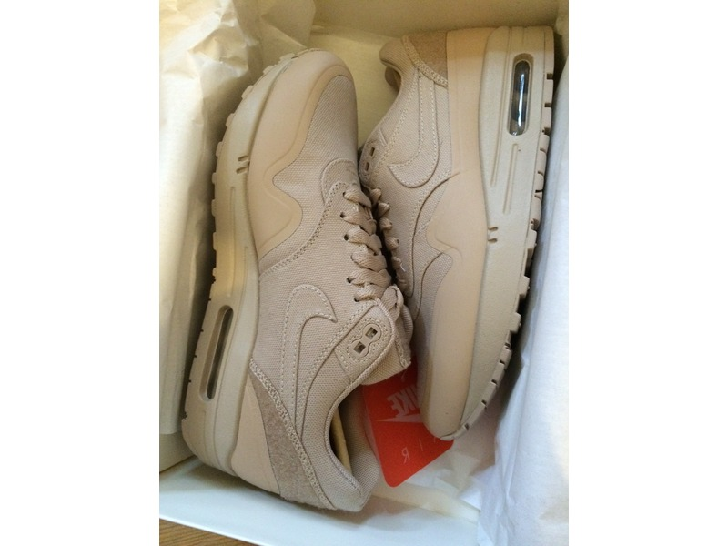Air Max 1 Patch Sand
