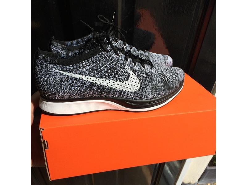Nike Flyknit Oreo 2.0