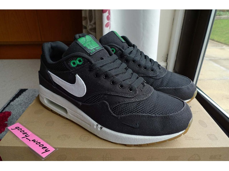 Nike Air Max 1 Green/Purple